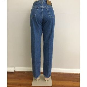 Vintage Calvin Klein's mom jeans high waist